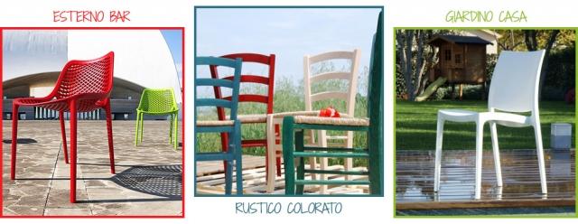 Saldi di primavera sedie da 50 for Saldi sedie